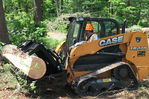 CASE Construction TR270