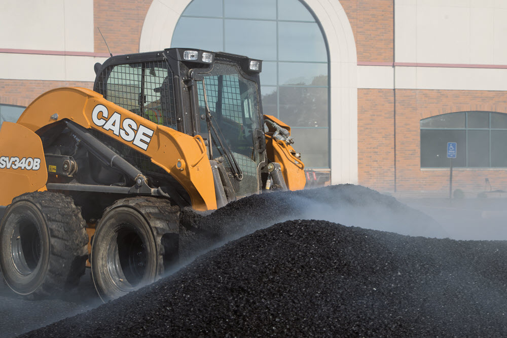 SV340B Skid Steer Loader