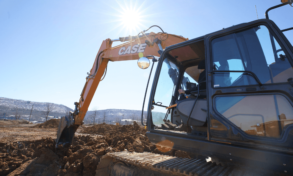 Excavators equipped with machine control solutions exhibit advanced performance.